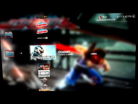 How to get more space on your ps3