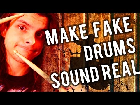 How to Make Fake Drums Sound Real(er) - Ambits Q/A