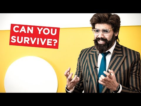Survival of The Unfittest   Inspirational Speech in English - Public Speaking in India