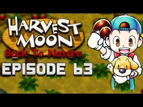Too Many Carrots! | Harvest Moon | Back to Nature EP.63