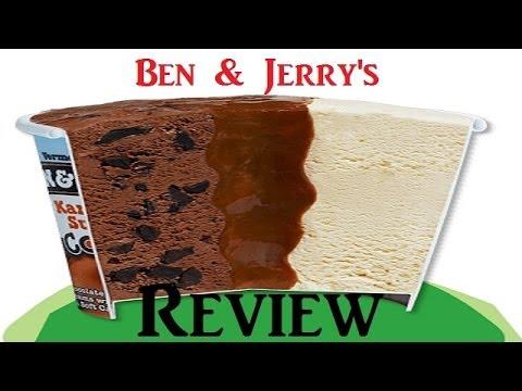 Ben & Jerrys New Core Ice Cream