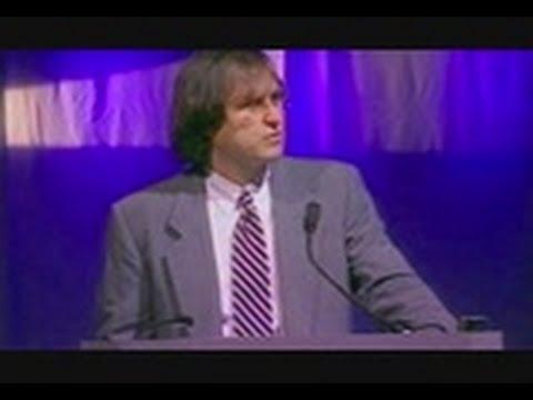 Steve Jobs Speech (1995) - The Future of Animation