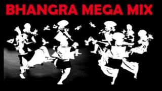 2016 Bhangra Mega Mix