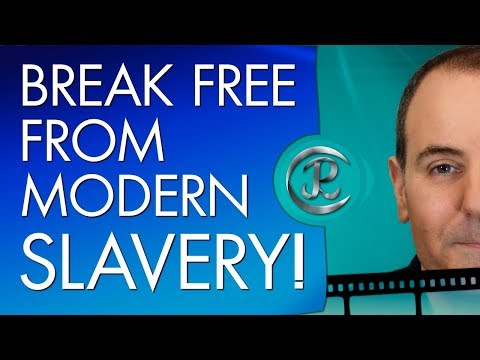 How To Escape Corporate Slavery and Debt