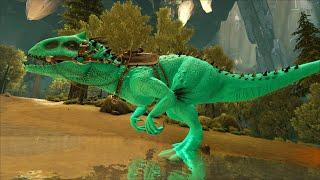 ARK: Extinction Mod #32 - Tiến Hóa Khủng Long Bạo Chúa Alpha Indominus REX lên hệ PRIME, Bá quá Bá 🥳
