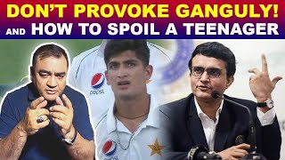 Don't Provoke Ganguly! And How to Spoil a Teenager | Cricket Baaz with Waheed Khan