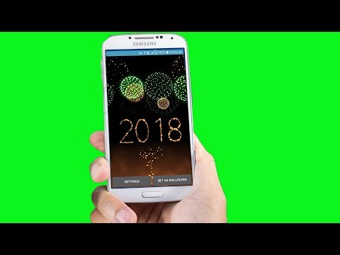 How to Get New Year 2018 Wallpaper New Year Fireworks