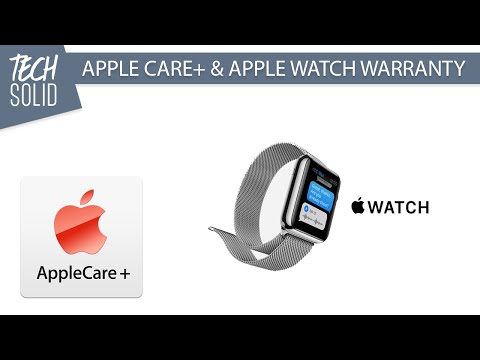 Apple Care Plus Overview | Apple Watch Warranty