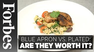 Blue Apron vs. Plated: Are They Worth It?   Forbes