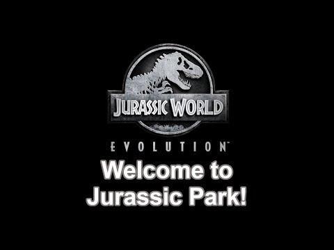 Jurassic World Evolution - We Get To Build Jurassic Park!
