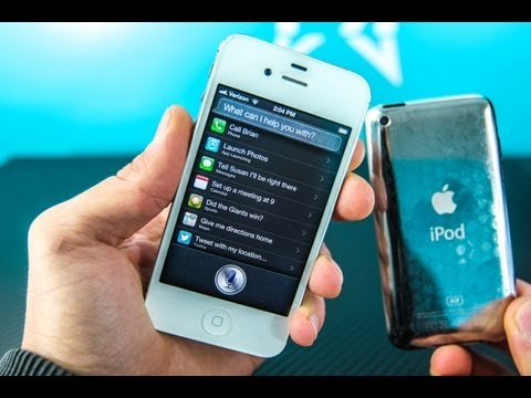 How To Install SIRI on 6.0.1 iPhone 4 & iPod Touch 4G - FREE iOS 6 Full Port Easy Installation