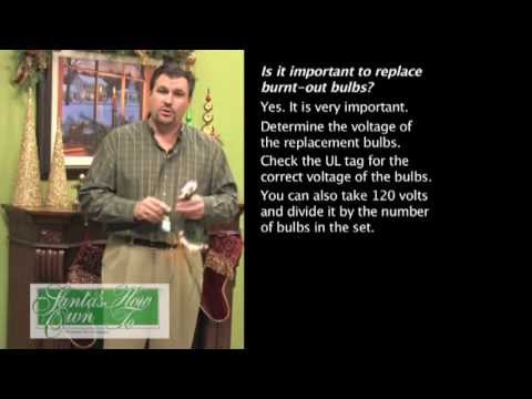 How to Replace a Mini Bulb