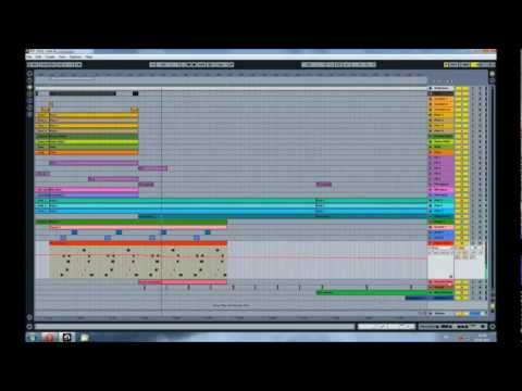 How to making a my last trance track in Ableton