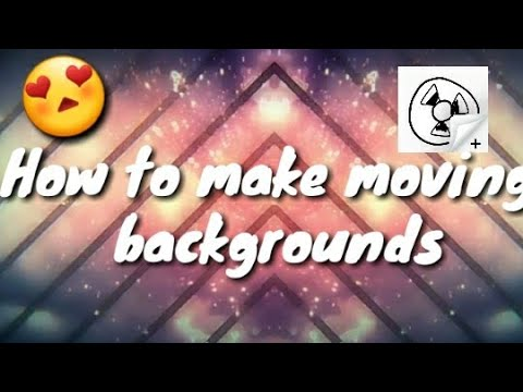 How to do||a moving background on||flipaclip