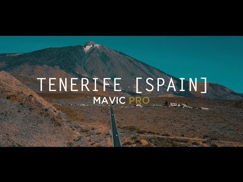 Canary Islands: Tenerife from Above