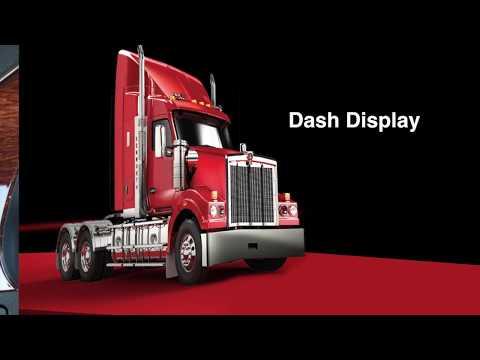010 T610 Driver Training dash display