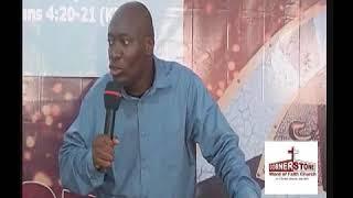 How to Receive From God by Rev'd. Tokunbo Adejuwon (Rhema Bible School Abuja, Nigeria)