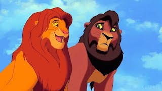 Kovu ♥ Simba part 2 - There Will Be Time