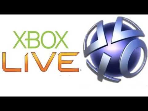 Xbox Live Is Up and Playstation Network Is Down
