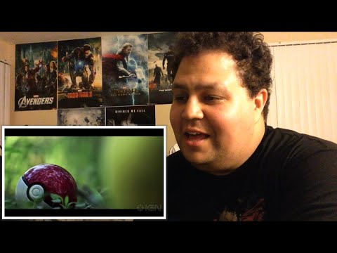 Pokemon: A Live Action Movie Teaser Trailer by Ideas for Hollywood REACTION!!