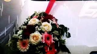 ARABA SÜSLEMESİ Bride Car Ornaments, ARABA SÜSÜ