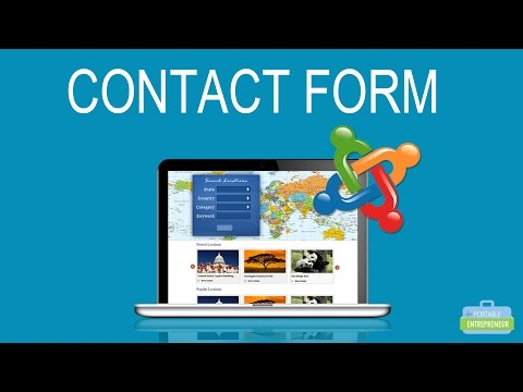 Joomla: How to Add a Contact Form to Your Joomla Website