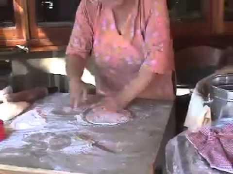 Baking Lebanese bread