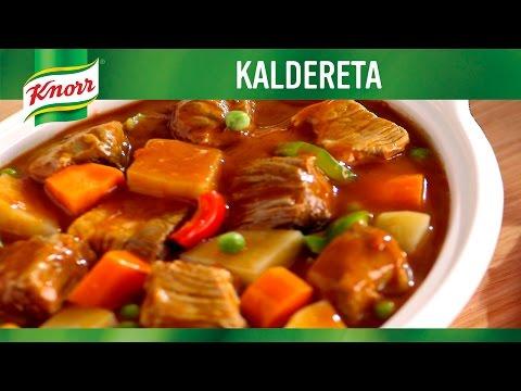 #LutongNanay: Easy Kaldereta