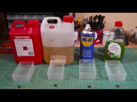 What's the best liquid to clean RC bearings?