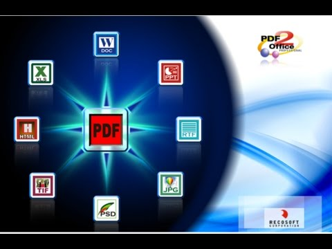 [PDF converter for Mac] PDF2Office Professional -  PDF to Excel, Word and PowerPoint