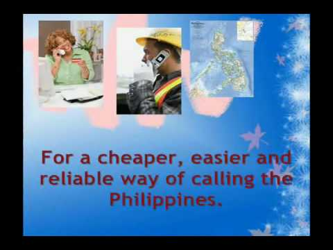 Cheap Call To Philippines - MrLongDistance.com