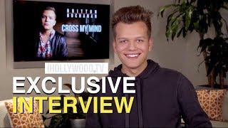 The Voice Britton Buchanan Cross My Mind Exclusive Interview (2020)