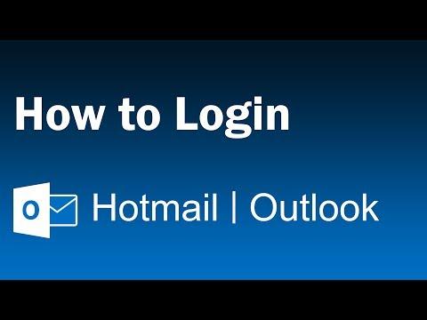 Hotmail Login English   Outlook Login   Live.com Login