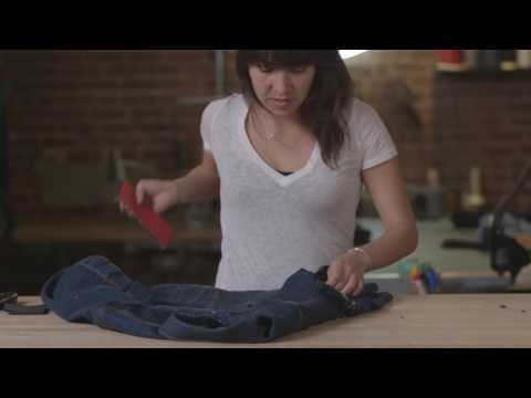 How to Distress Denim | Levi's®