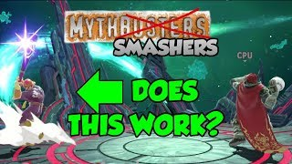 Can You Hit a BEASTBALL With the Home Run Bat?! - Mythsmashers #4 (Smash Ultimate)