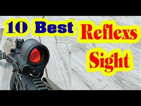 Best Reflex Sights to Buy in 2017