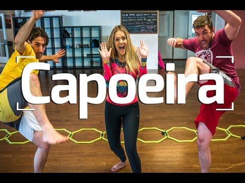 LEARNING CAPOEIRA W/ GABI LOPES