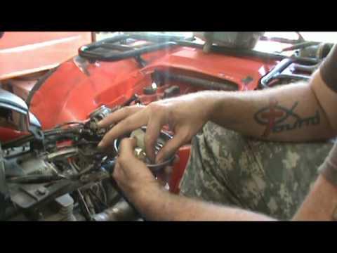 Honda 400EX ATV Carb Rebuild & Cleaning | Partzilla com