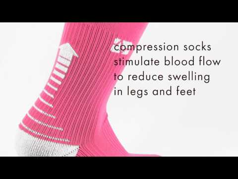 Vitalsox Graduated Compression Socks- Training, Racing, Recovery