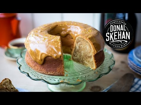 How to make...Irish Coffee Cake!