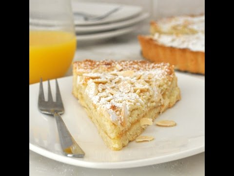 Almond Tart by Cooking with Manuela
