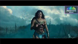 Armin van Buuren - Indestructible (Protoculture Remix)[Wonder Woman ][Fight Videos][2016]