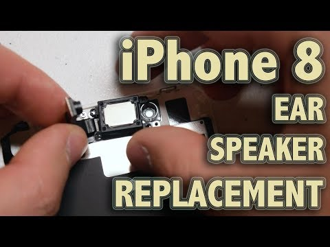 iPhone 8 Ear Speaker Replacement