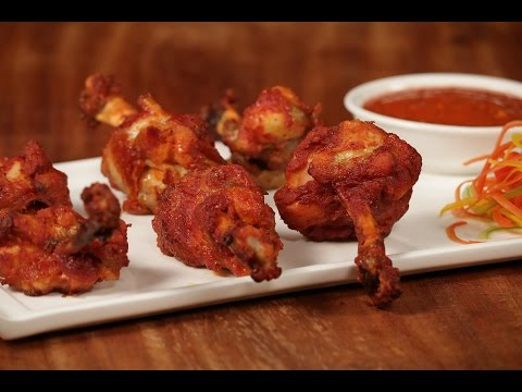 Chicken Lollipop | Not So Junky - by Chef Siddharth | Sanjeev Kapoor Khazana