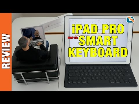 Apple iPad Pro Smart Keyboard & Silicone Case Review