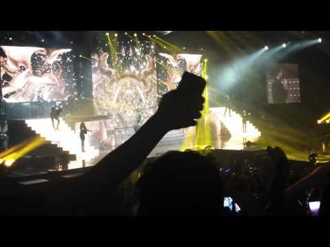 Ben Haenow - Something I Need (Leeds XFactor Live)