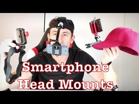 Best Smartphone Head Strap Mount Review: Which is Best for You?