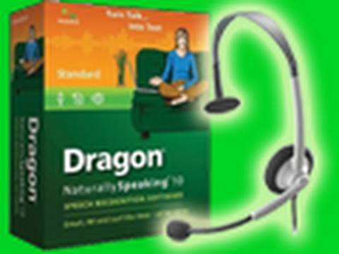 Dragon Naturally Speaking -Review & Tutorial