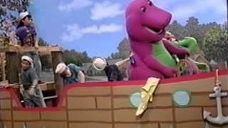 Barney's Musical Scrapbook (2000 Version) Part 3