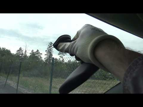 How to replace rear window mirror Toyota cars. Years 1999-2010